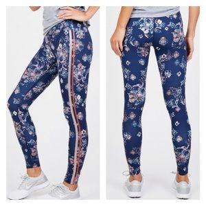 FREE PEOPLE MOVEMENT High Waisted Printed Legging